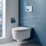 Barrierefreies Bad - Dusch WC
