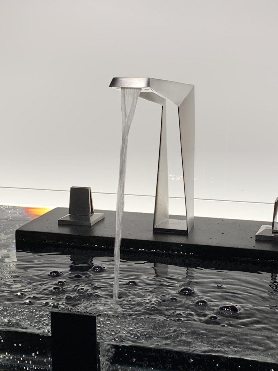 Wasserhahn aus dem 3D-Drucker